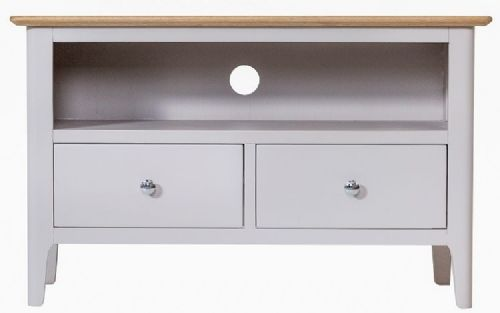 Belmont Painted Standard TV Unit